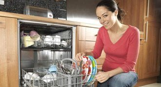 Friendly dishwasher repairs
